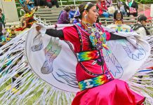 First Nations Festival In Toronto - Atash 37