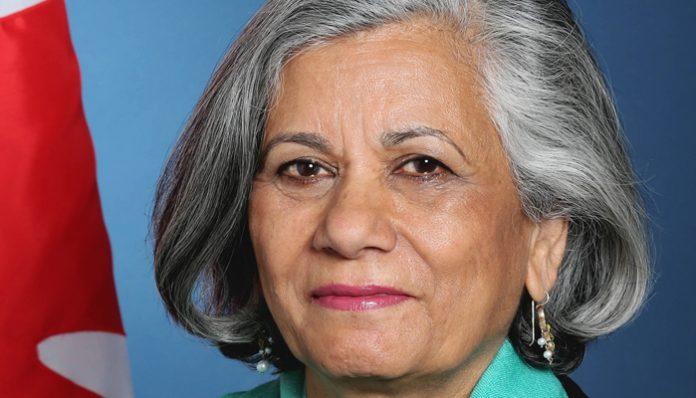 An Interview with Senator Ratna Omidvar on the C-6 bill, Atash 71
