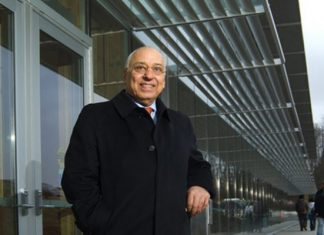 Up, Close and Personal into the life of an Iranian Philanthropist from Vancouver
