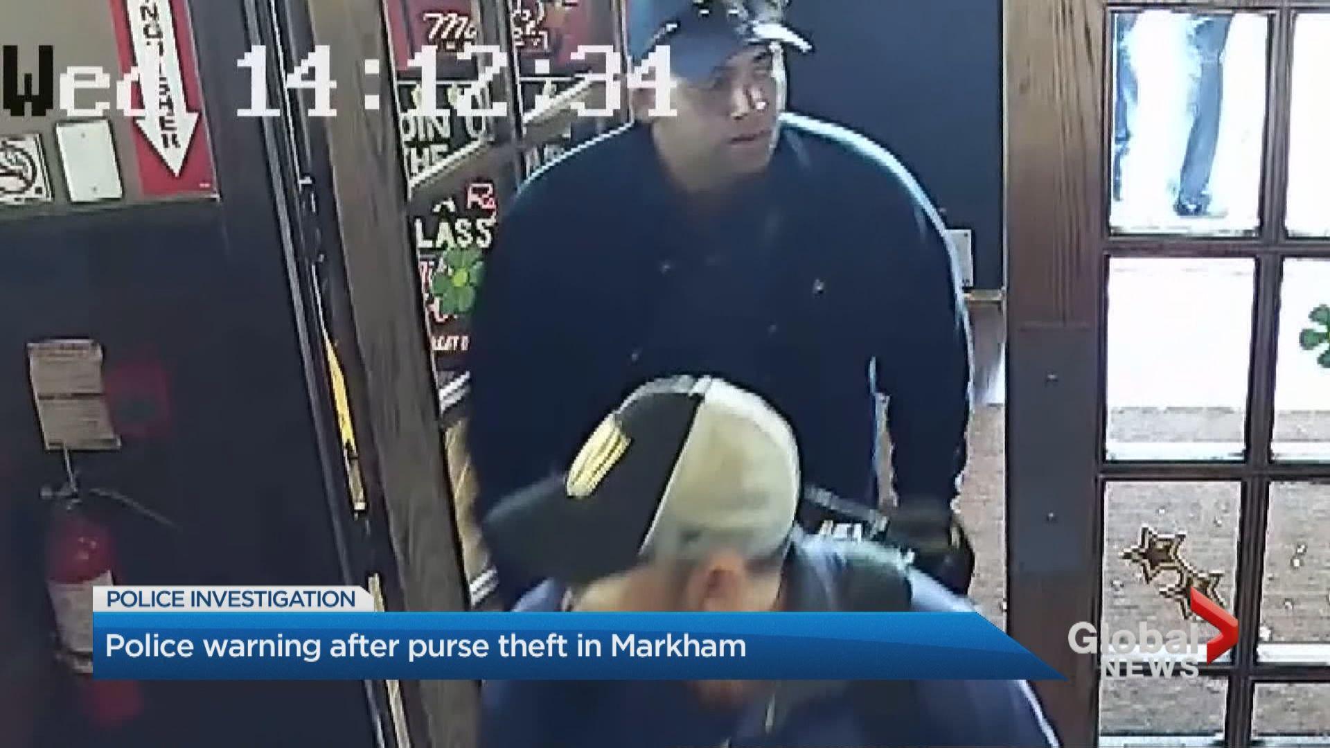 دزد بیپروای فروشگاه LCBO