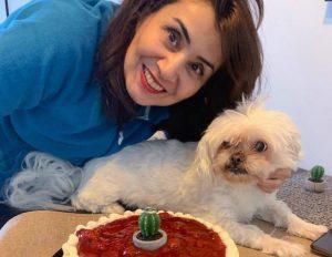 فرشته ملکی برای عروسی دخترش به ایران آمده بود