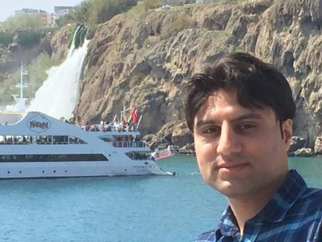 دکتر مهران ابطحی، پژوهشگر گروه مهندسی عمران