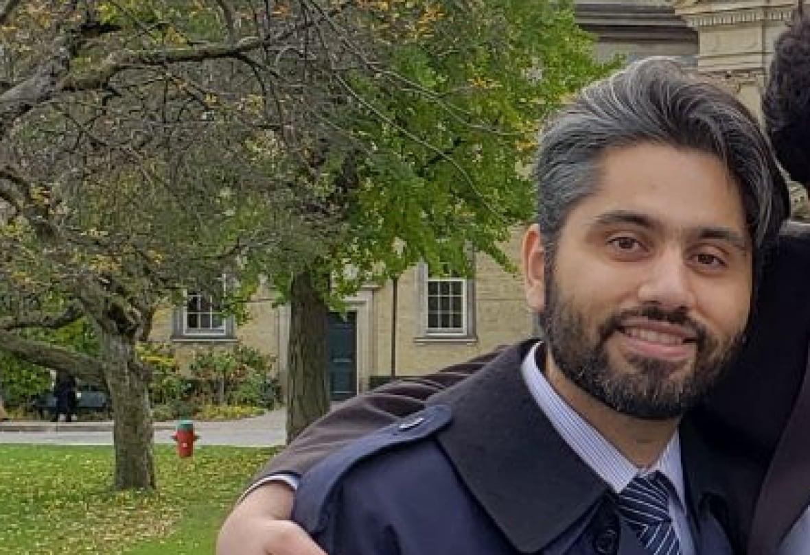 محمد امین جبلی، دانشجوی دانشگاه تورنتو