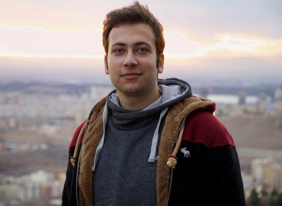 مجتبی عباسنژاد، دانشجوی دانشگاه تورنتو
