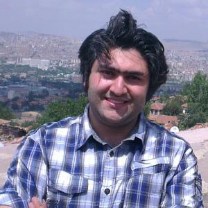 امیرحسین قاسمی، دانشجوی دانشگاه منیتوبا