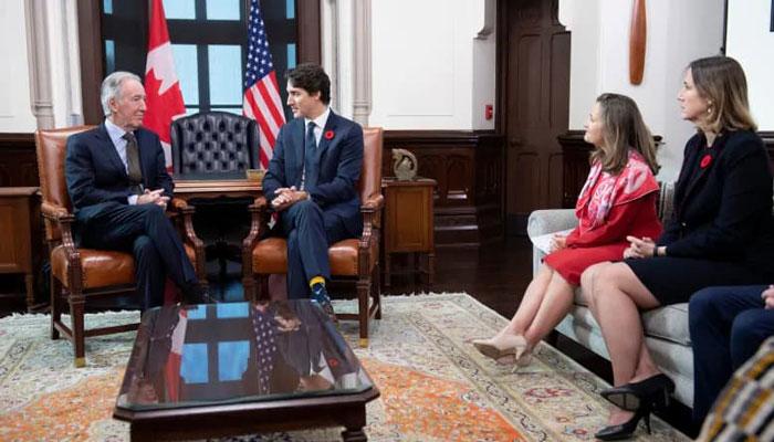 آیا خانم هیلمن نخستین سفیر زن کانادا در آمریکا میشود؟