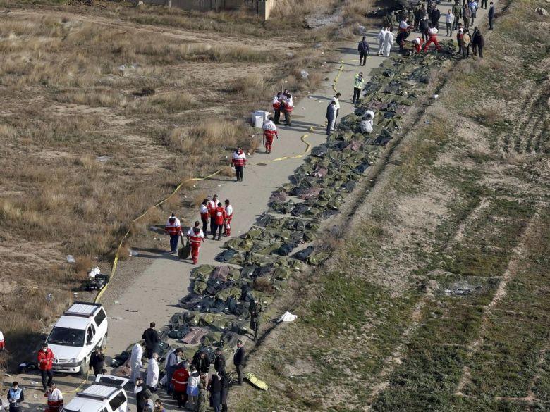 هواپیمای اوکراینی؛ بازماندگان با اموال قربانیان باید چکار کنند