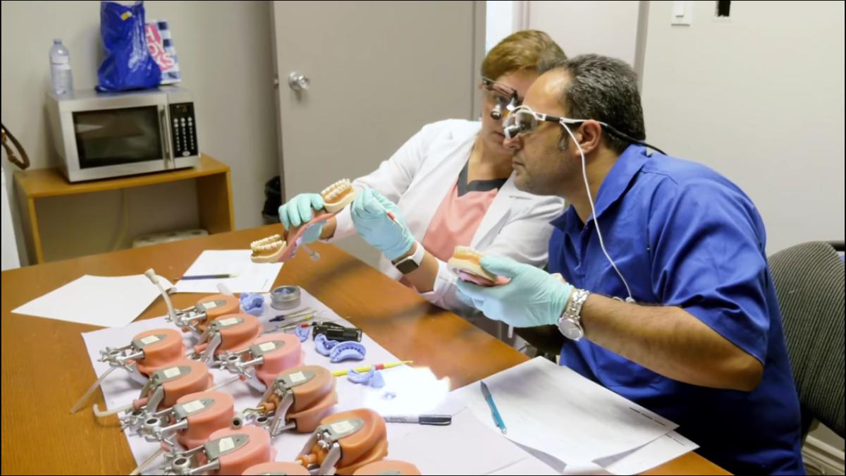 دکتر فرهاد نیکنام، دندانپزشکی که میخواست فصل تازهای در زندگی بگشاید