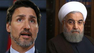Photo of تماس تلفنی نخست وزیر کانادا با رئیس جمهور ایران درباره هواپیمای اوکراینی