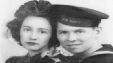 Photo of صدها نامه عاشقانه از جنگ جهانی دوم در یک اتاق زیرشیروانی کشف شد