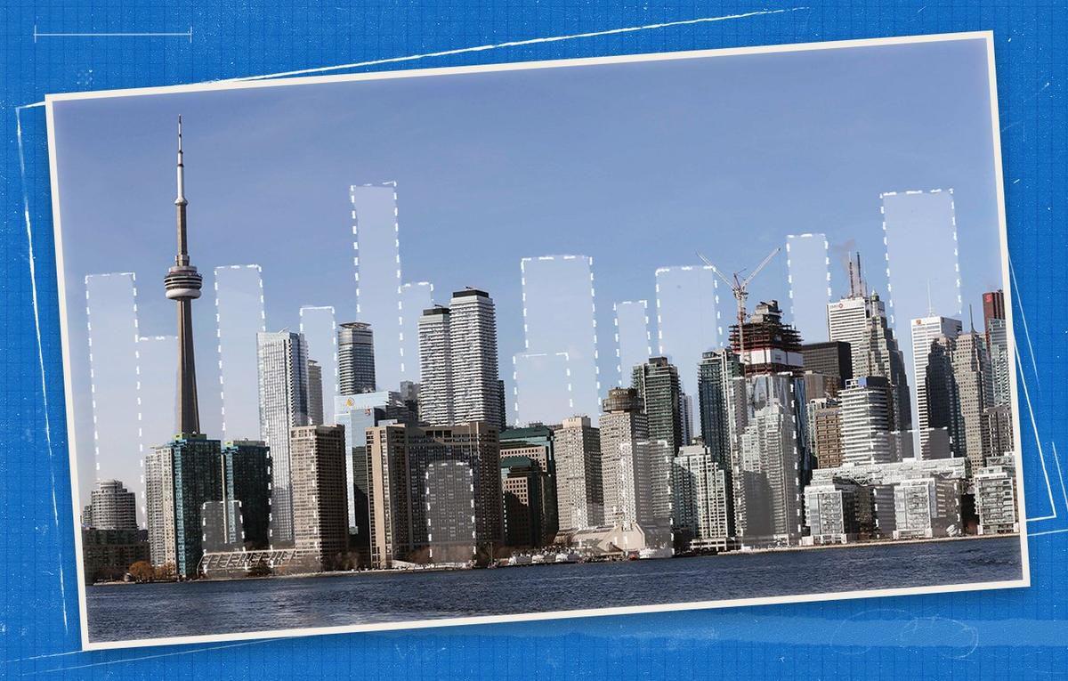 جمعیت تورنتو در ده سال آینده به ۸ میلیون نفر میرسد