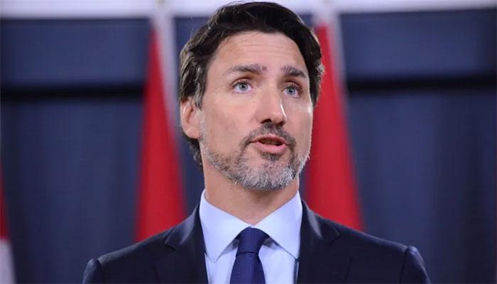 ترودو امروز خسته و مصمم از عزم کانادا برای پیگیری سقوط هواپیما سخن گفت
