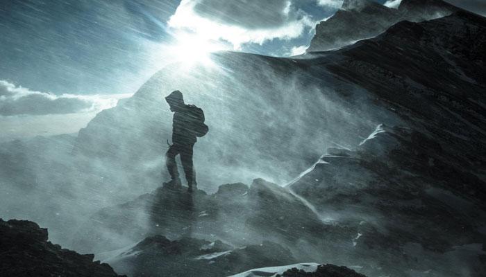 یک هفته طوفان و برف و سرما در کوههای راکی؛ زوج جوان گم شده چطور زنده ماندند؟