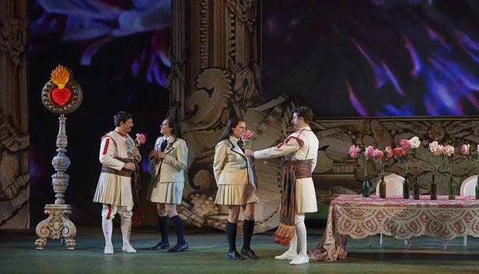 A Night Of Opera
