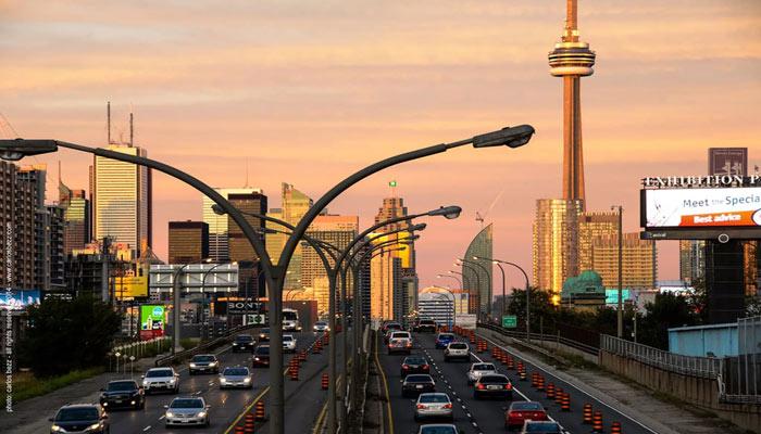 تورنتو؛ نوسازی دو میلیارد دلاری بزرگراه گاردینر