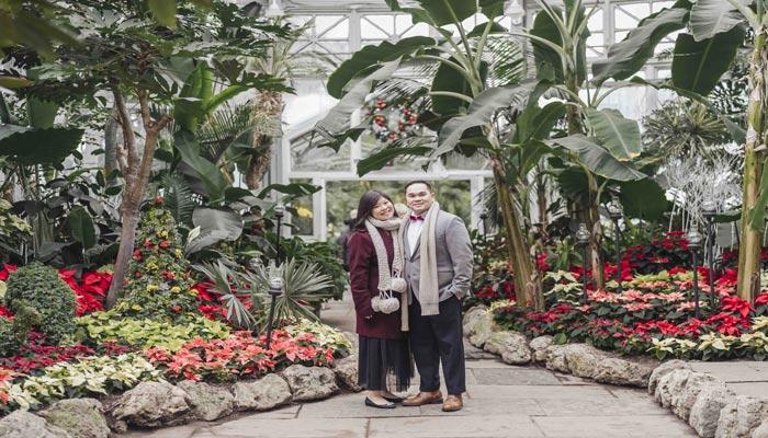 Allan Garden Conservatory