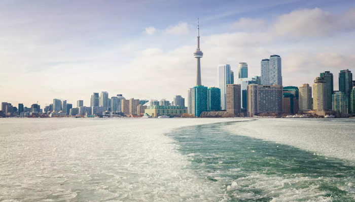 این جمعه دمای هوا در تورنتو به ۱۹ درجه زیر صفر میرسد