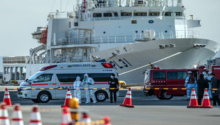 ساحل ژاپن؛ پنج کانادائی دیگر هم در کشتی تفریحی مبتلا به ویروس کرونا هستند