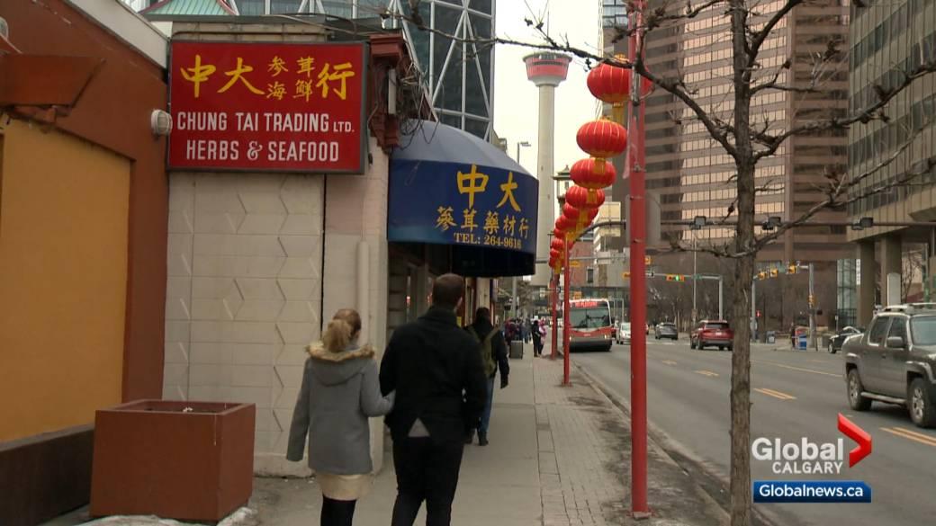 کسب و کارها در محله چینیها در سراسر کانادا رونق خود را از دست داده است