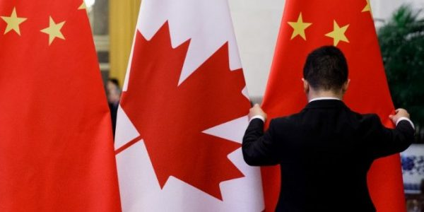 نمایندگان پارلمان نگران ۱۲۳ شهروند کانادایی هستند که در چین زندانیاند