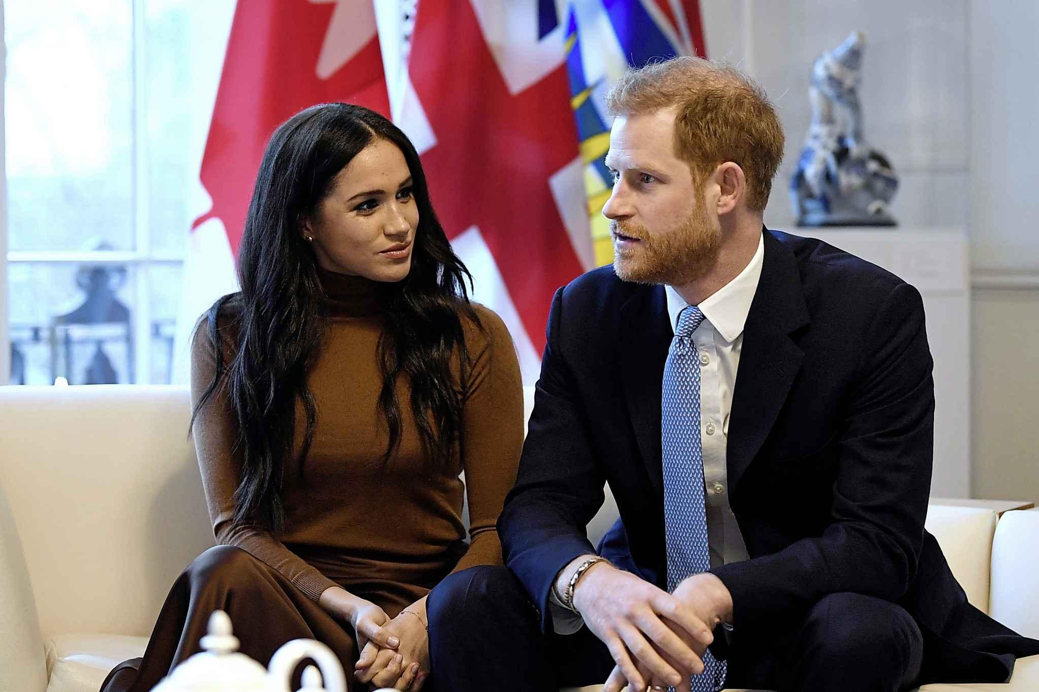 کانادا قرار است دیگر برای امنیت پرنس هری و مگان هزینه نکند
