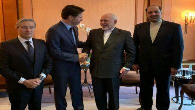 جاستین ترودو امروز با محمد جواد ظریف دیدار کرد
