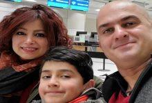 هواپیمای اوکراینی؛ تنها بازمانده یک خانواده خوشبخت این یکشنبه به سوگ همسر و پسرش مینشیند