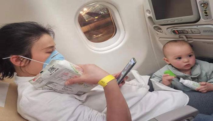 هواپیمای حامل کانادائیها بامداد امروز رسید، هیچ کدام از مسافران تا به حال نشانهای از کرونا ندارند