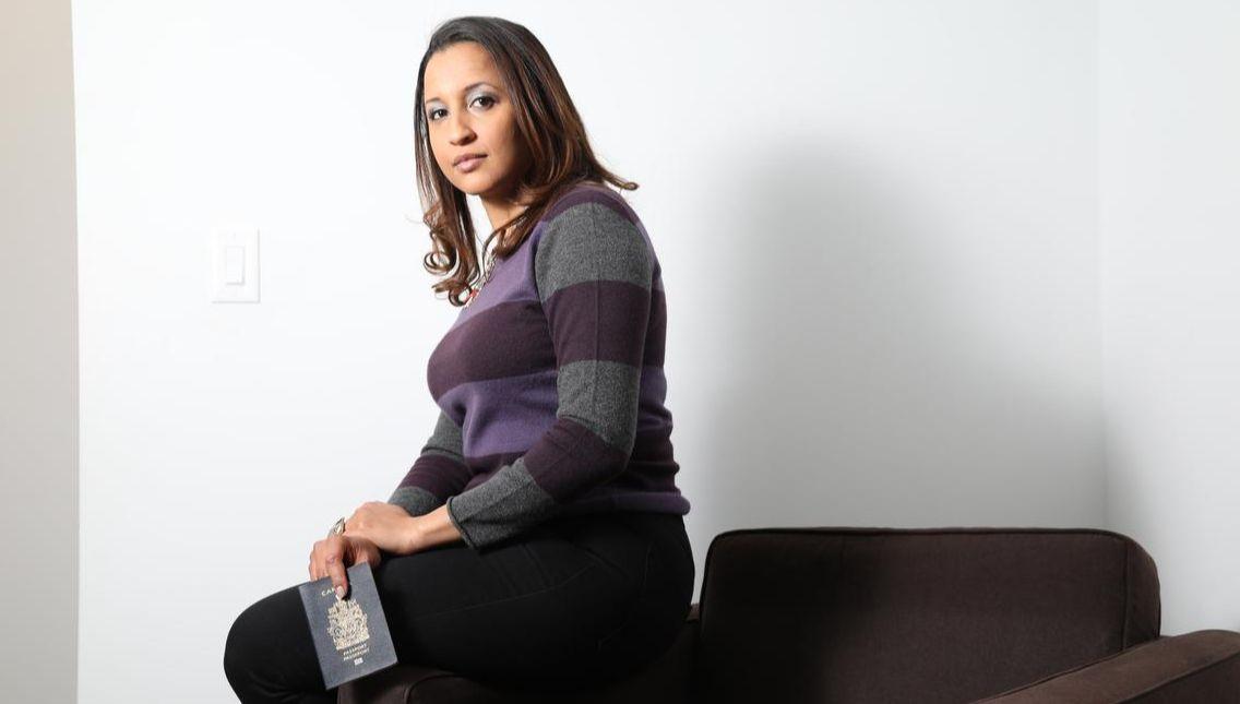 شکایت زن مهاجر مصری از بانک RBC و پلیس