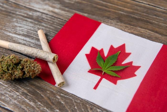 فروش یک ماهه ماریجوانا در کانادا، برای اولین بار به ۱۱۰ میلیون دلار رسید