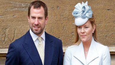 Photo of نوه ملکه انگلیس از همسر کانادائی خود جدا میشود
