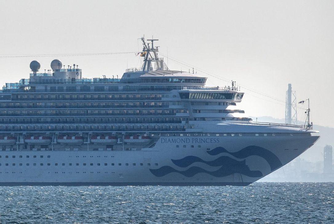 ویروس کرونا؛ ۲۵۱ کانادایی در بین مسافران یک کشتی تفریحی ژاپنی