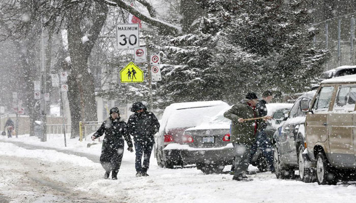 سرما امروز در تورنتو ادامه دارد؛ مراقب باشید