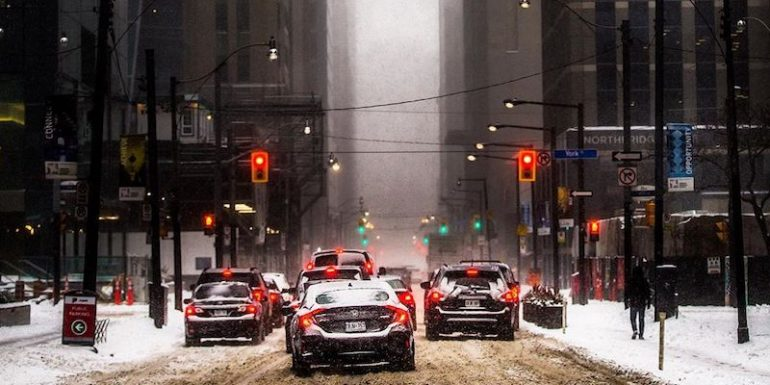 آخر این هفته؛ موج جدید سرما و برف در تورنتو