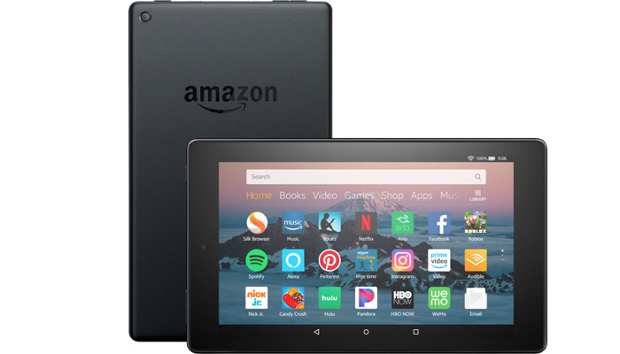 "خرید عیدی - تبلت Fire HD 8 Tablet | 8"" HD Display, 16 GB, Black"