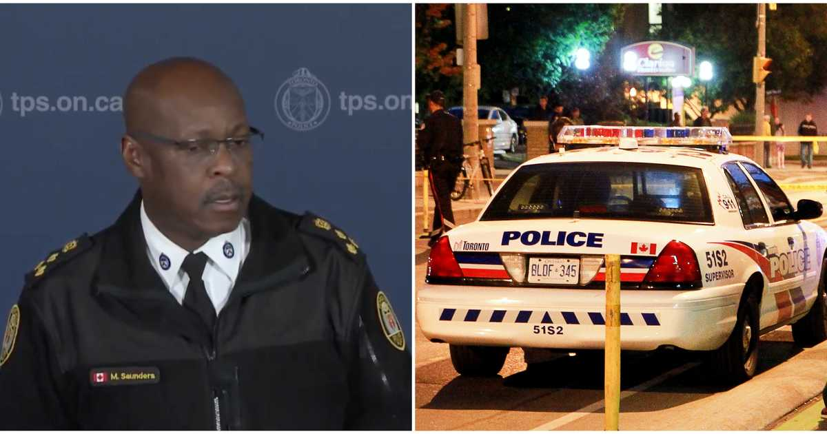 پلیس تورنتو آماده است تا فروشگاههای غیرضروری را که تعطیل نمیکنند، ببندد