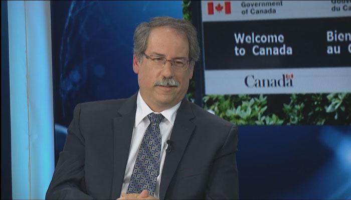 حسابرس کل کانادا: سیستم اصلی کامپیوترهای ما سیستم عامل داس است