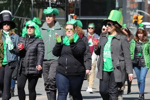 شهردار تورنتو قول داد که جشن سنت پاتریک در تاریخ دیگری انجام شود