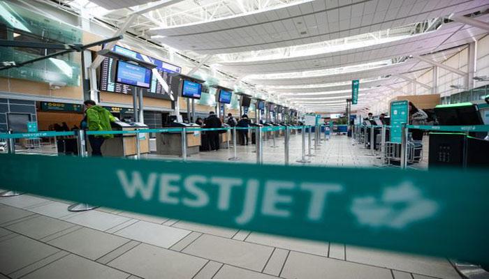 پروازهای وستجت کانادا بین ۴۰ تا ۶۰ درصد کاهش یافته است