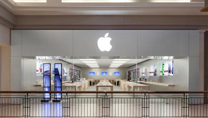 فروشگاه اپل در فیرویو مال شنبه با طراحی جدید افتتاح میشود