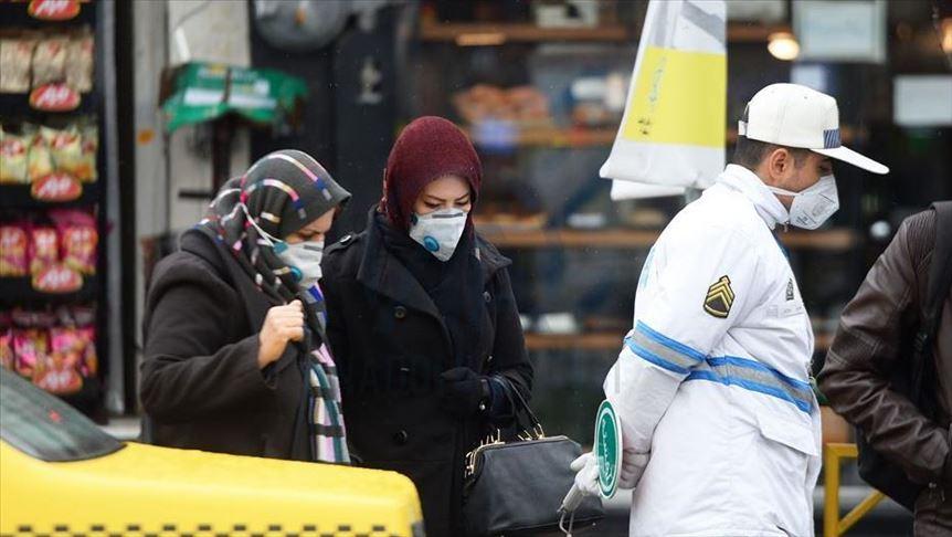 آمار ایران: چهارشنبه، مرگ ۹۲ نفر و ابتلای ۲٫۹۲۲ نفر