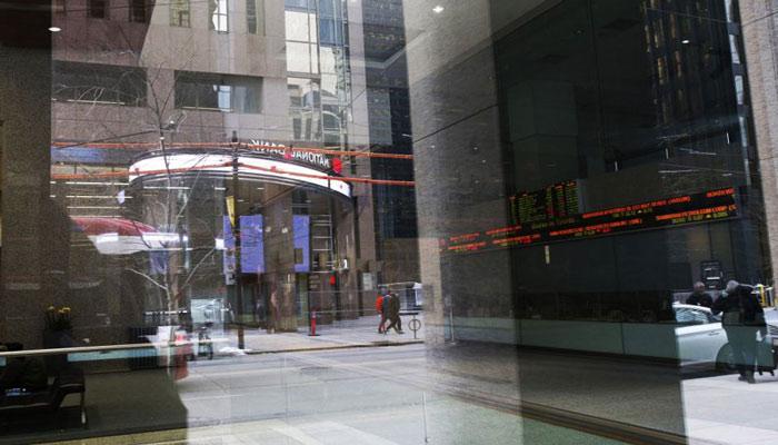 بازار سهام در کانادا ۱۰ درصد دیگر سقوط کرد