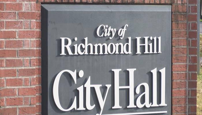 شهر ریچموندهیل هم وضعیت اضطراری اعلام کرد