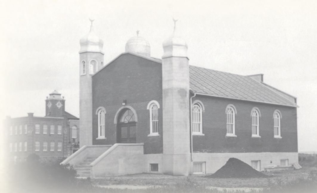 الرشید؛ قدیمیترین مسجد کانادا