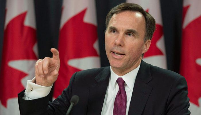 بازار مالی دنیا کمی بهبود یافته و کانادا خود را برای مقابله آماده کرده است