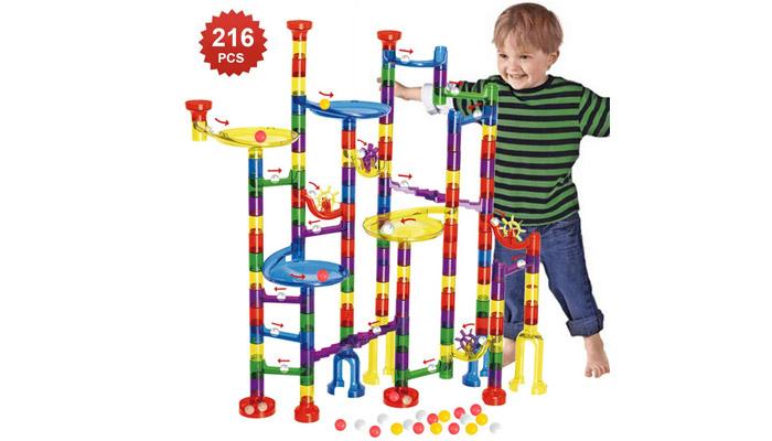 خرید عیدی - اسباببازی 216 تکه سازهای ویتور WTOR Toys