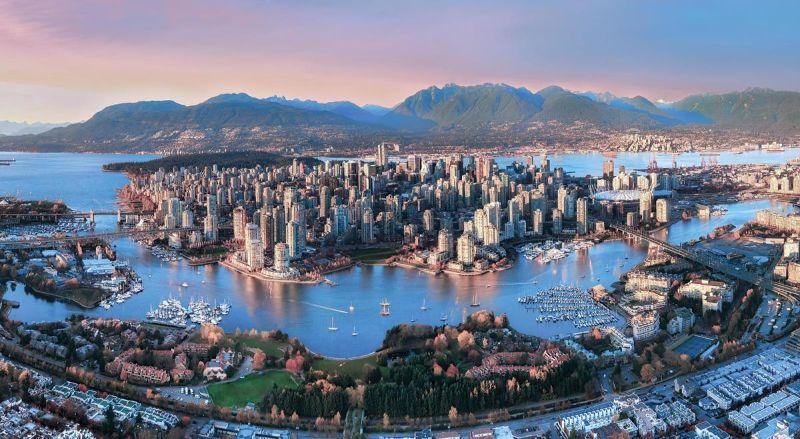 کانادا یکی از بهترین کشورهای دنیا از نظر کیفیت هوا است