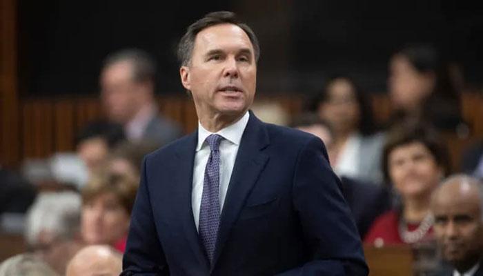 وزیر اقتصاد کانادا: ما مسیج نمیدهیم، اگر گرفتید کلیک نکنید