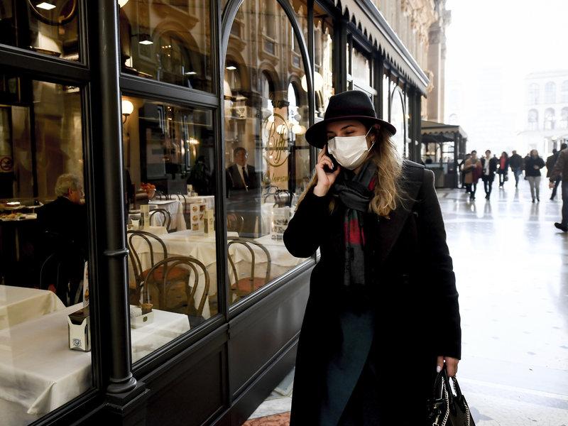 ایتالیا؛ تمام مغازهها غیر از داروخانهها و فروشگاههای موادغذائی تعطیل میشود
