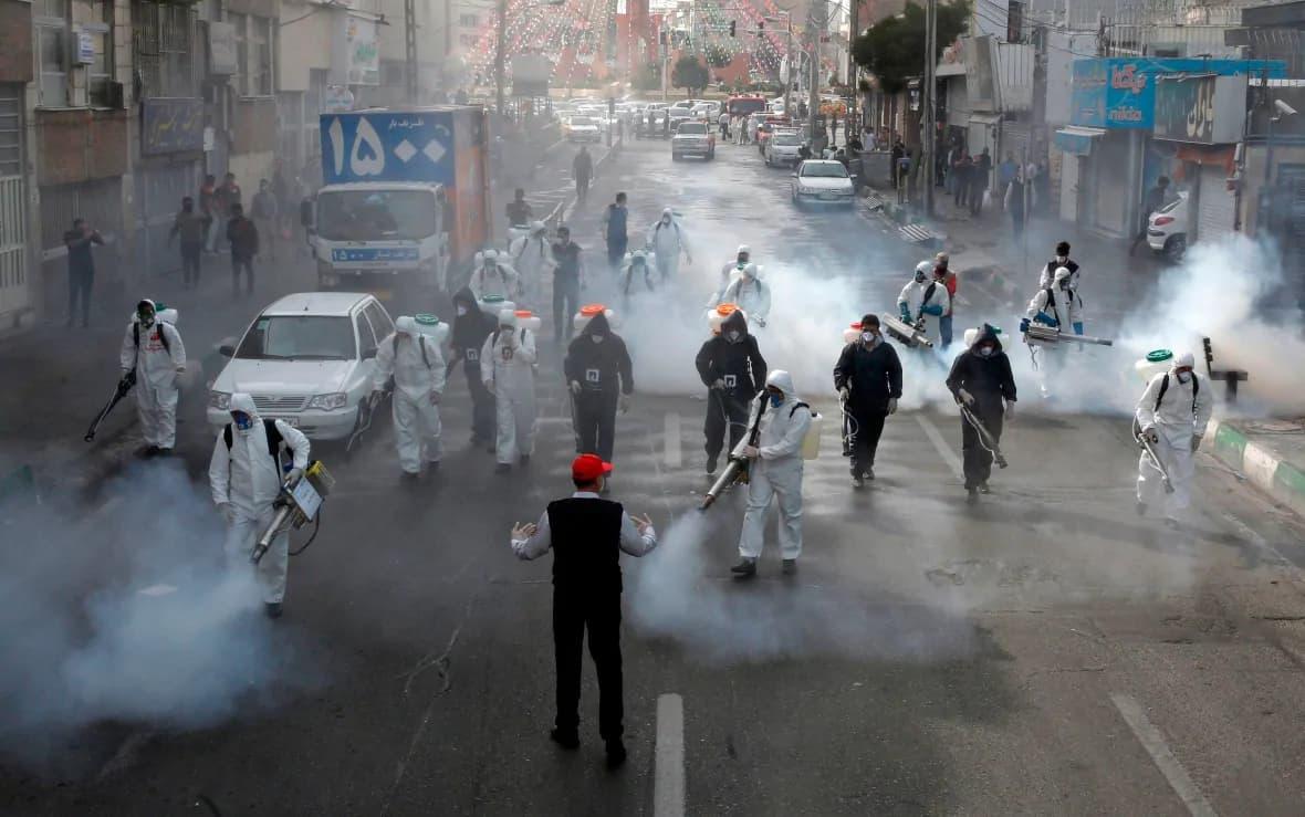 نرخ تلفات در ایران، ناگوار است
